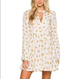 Free PeopleI Ivory Comb Dress